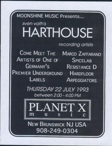 New Jersey USA 1993
