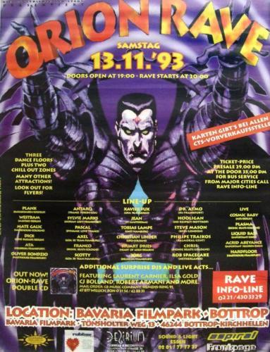 Bottrop Germany 1993