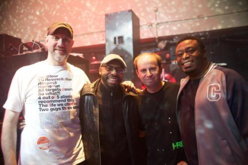 with Octave One (2012)