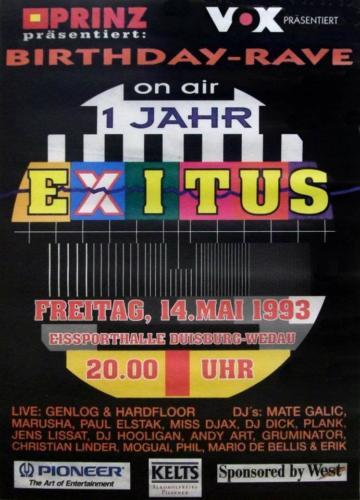 Duisburg Germany 1993