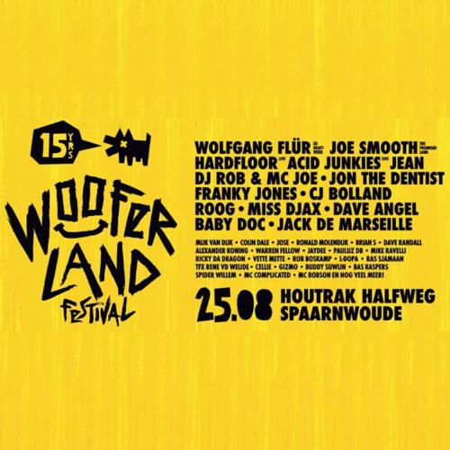Wooferland Festival The Netherlands 2019
