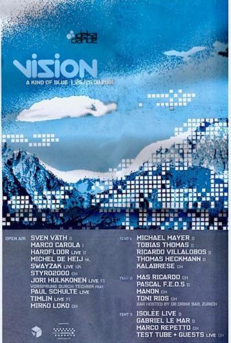Vision - 25.08.2001