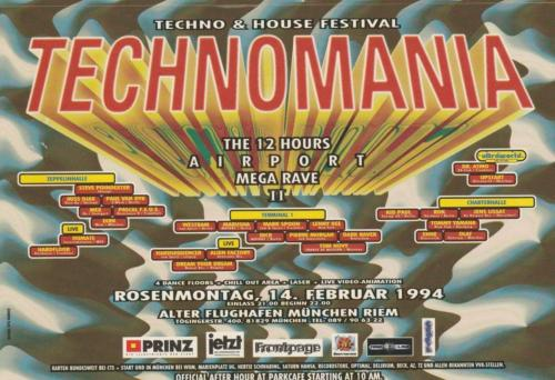 Technomania - 14.02.1994