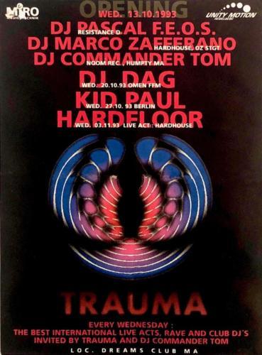 Trauma - 13.10.1993