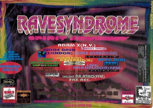 Ravesyndrome Osnabrück - 09.04.1994